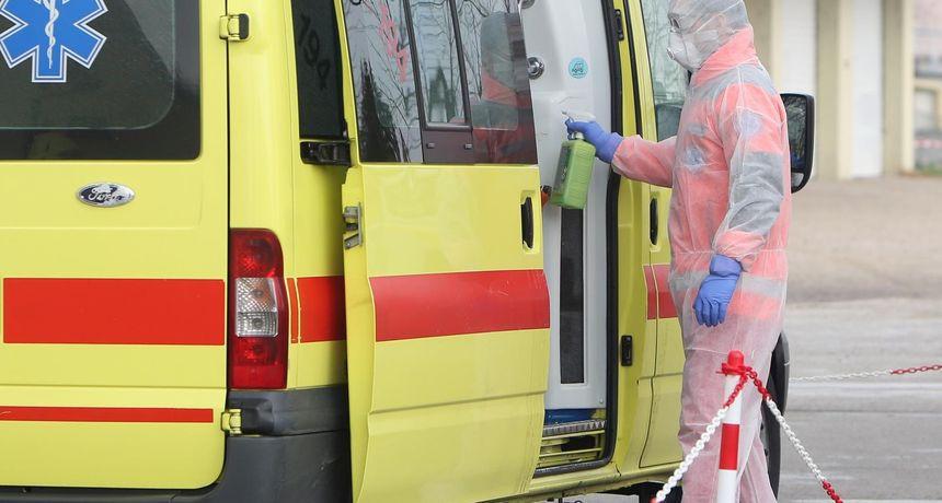 Muškarac zaražen koronom pobjegao iz bolnice