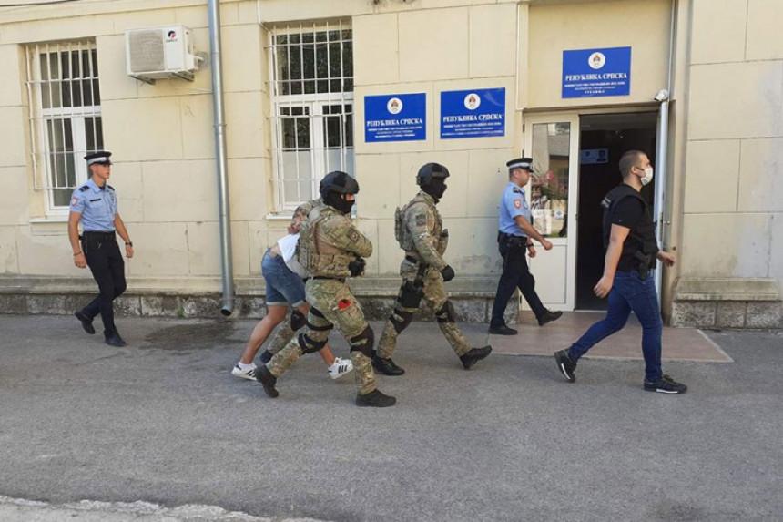 """U akciji """"Trag"""" uhapšeno sedam osoba"""
