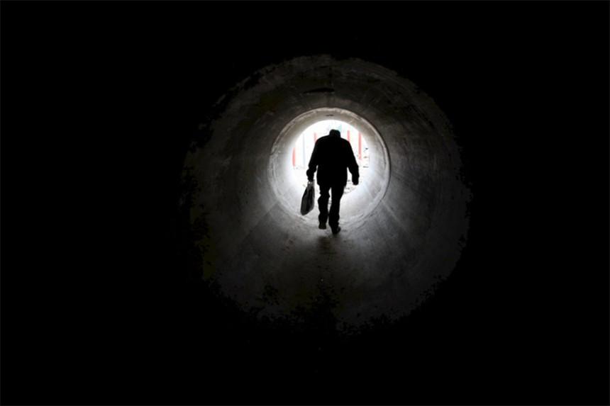 Kopala tunel da sinu omogući bjekstvo iz zatvora