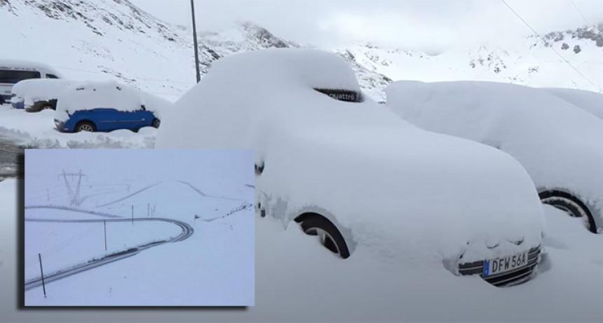 Evropa: Naopaka godina, snijeg u avgustu