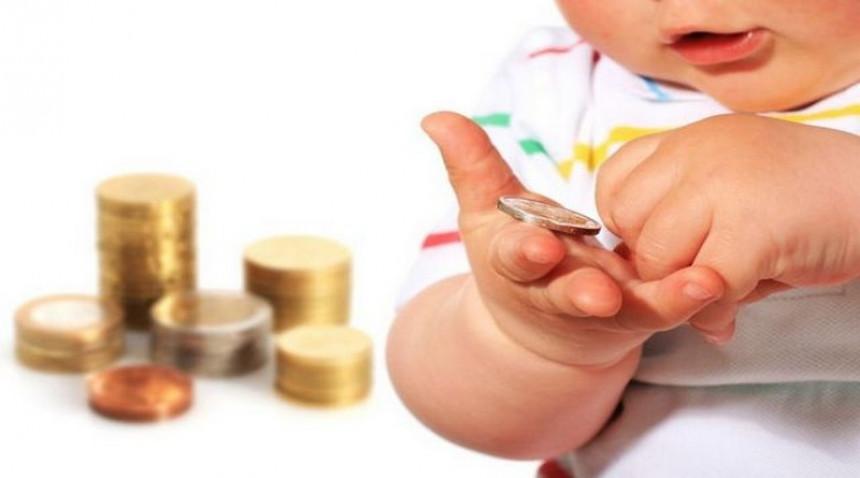 Накнаде: Почела исплата дјечијег додатка