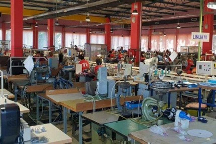 """Modriča: Uprava fabrike """"Alfa"""" otpustila radnike"""