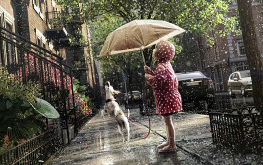 Киша, киша... На овакво љето нисмо навикли