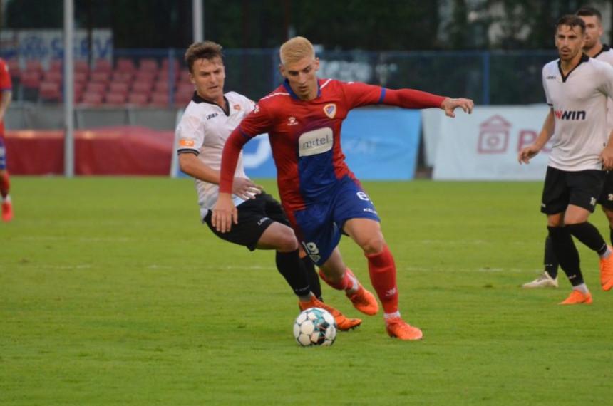 Борац савладао Слободу из Тузле резултатом 2:0