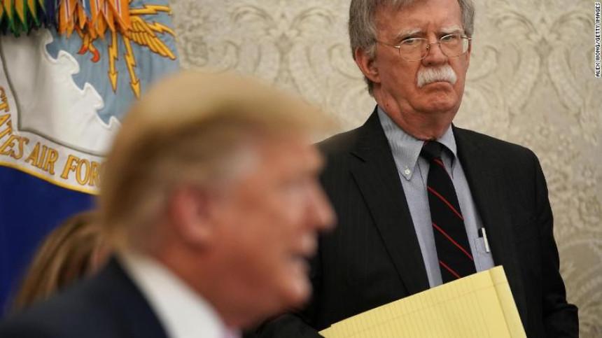 Болтон забринут због мањка америчког ангажмана на Балкану!