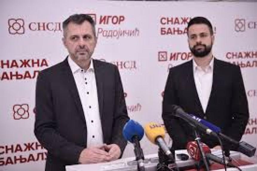 Радојичић објавио листу кандидата за градске одборнике
