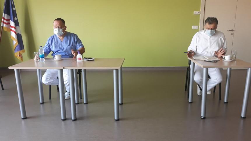 Broj pacijenata povećan, krše se mjere zaštite