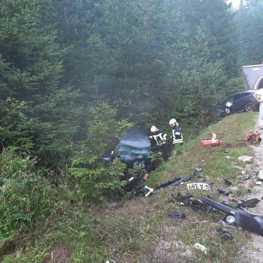 Uhapšen vozač mercedesa zbog nesreće kod Pala