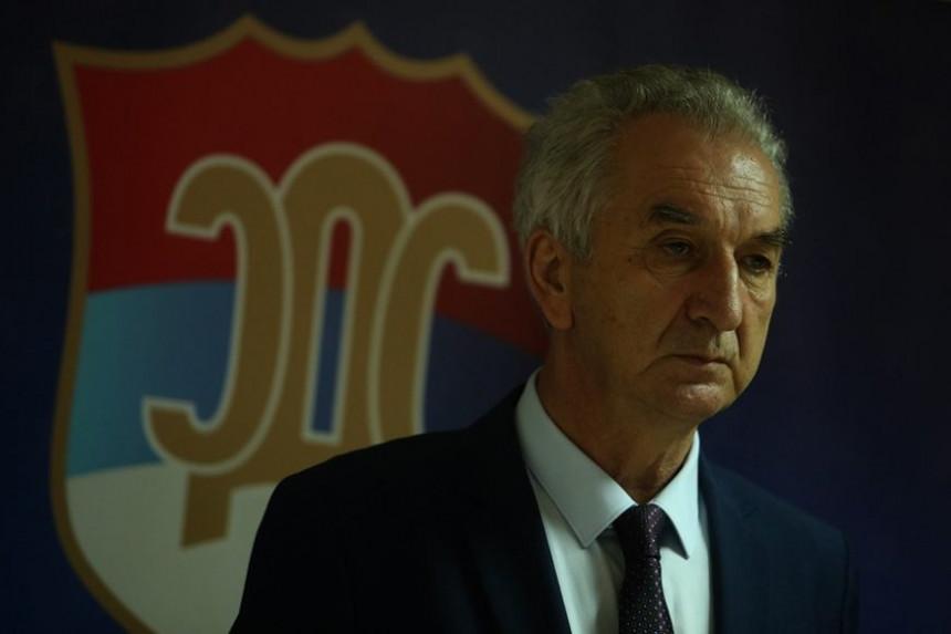 Mirko Šarović imao saobraćajnu nesreću