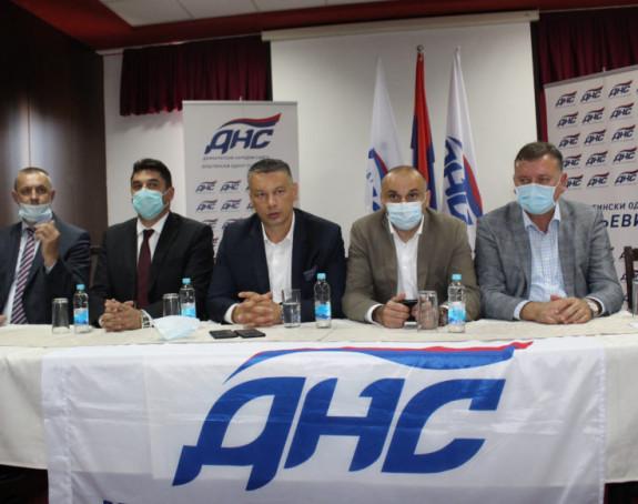 Bivši ministar Jovičić pristupio DNS stranci