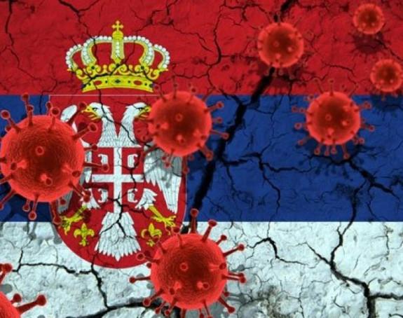 Srbija: Umrle tri osobe, novozaraženih 247