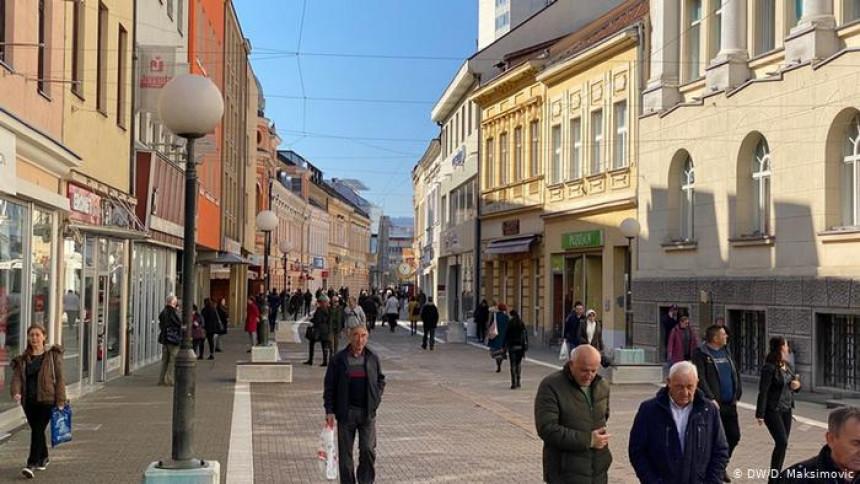 У Српској од 527 тестираних 107 особа позитивно на вирус корона