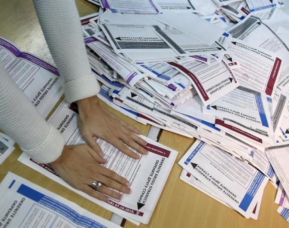 Završen prijem kandidatskih listi za izbore 2020.