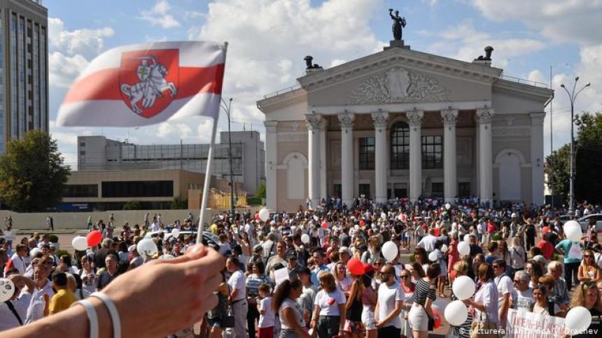 Evropska unija povećava pritisak na Lukašenka