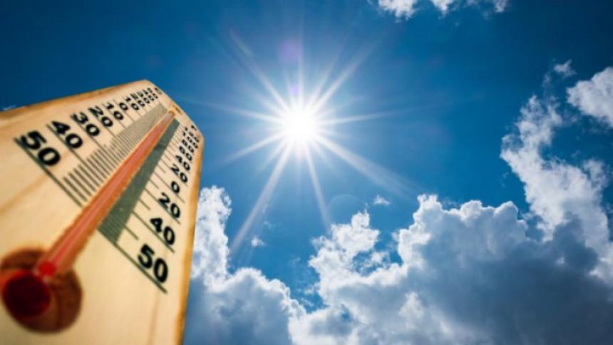 Danas sunčano, temperatura do 31 stepen