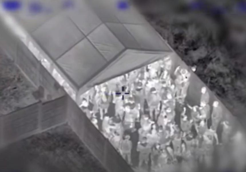 Dronom locirali korona žurku od 200 ljudi (VIDEO)