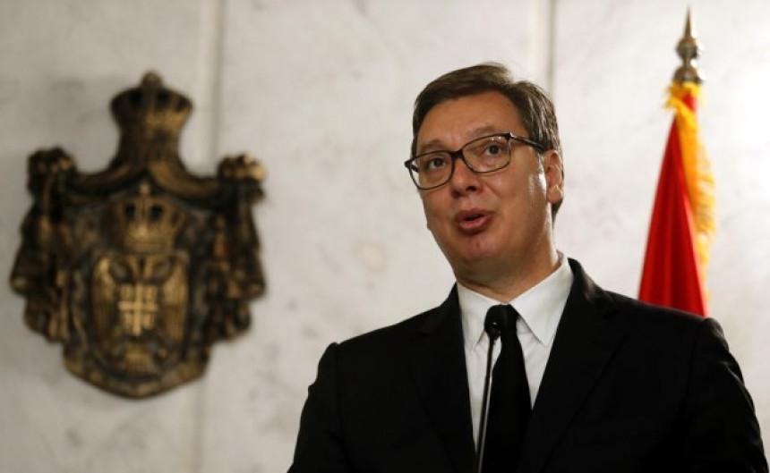 Vučić: Spremni smo za sve opcije u Vašingtonu