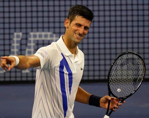 Novak Đoković pobijedio Letonca Berankisa