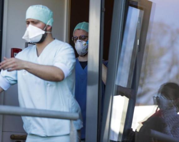 Ljekari ostaju bez plate ako se zaraze svojom krivicom
