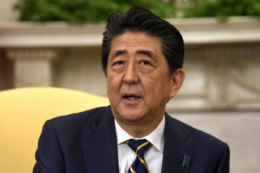Japanski premijer Šinzo saopštio: Podnosim ostavku