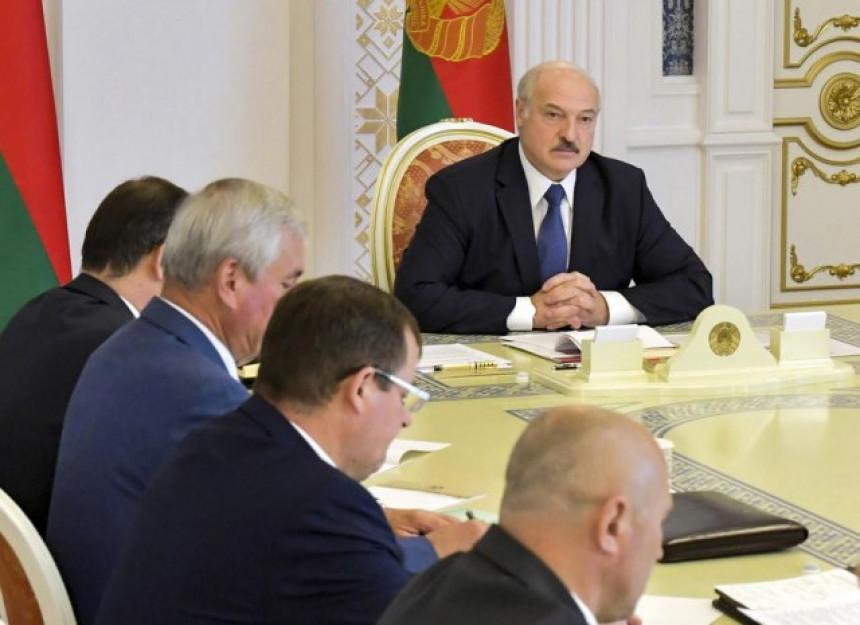 """""""Haos protesta u Bjelorusiji se bliži kraju"""""""