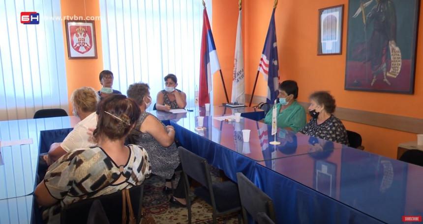 Žene žrtve rata traže od vlasti u Bijeljini pomoć
