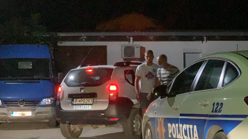 Političko hapšenje presedan u odnosima CG i BiH