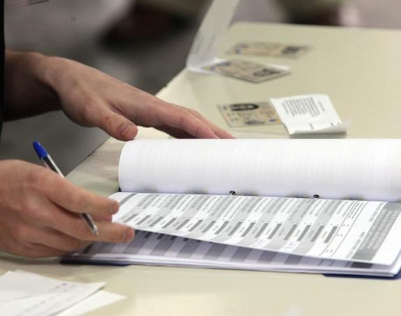 Žrijebanje za redoslijed na glasačkom listiću