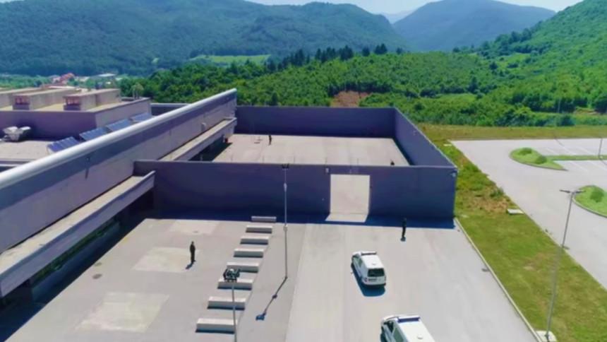 U državni zatvor u I. Sarajevu smješteni prvi zatvorenici