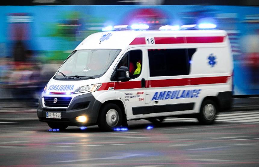 BG: Ranjene dvije osobe, potraga za napadačima