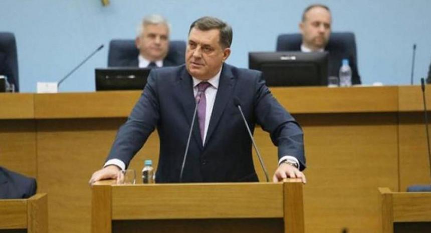 Počela posebna sjednica NSRS: Za Dodika nadgledanje izbornog procesa štetno po interese RS