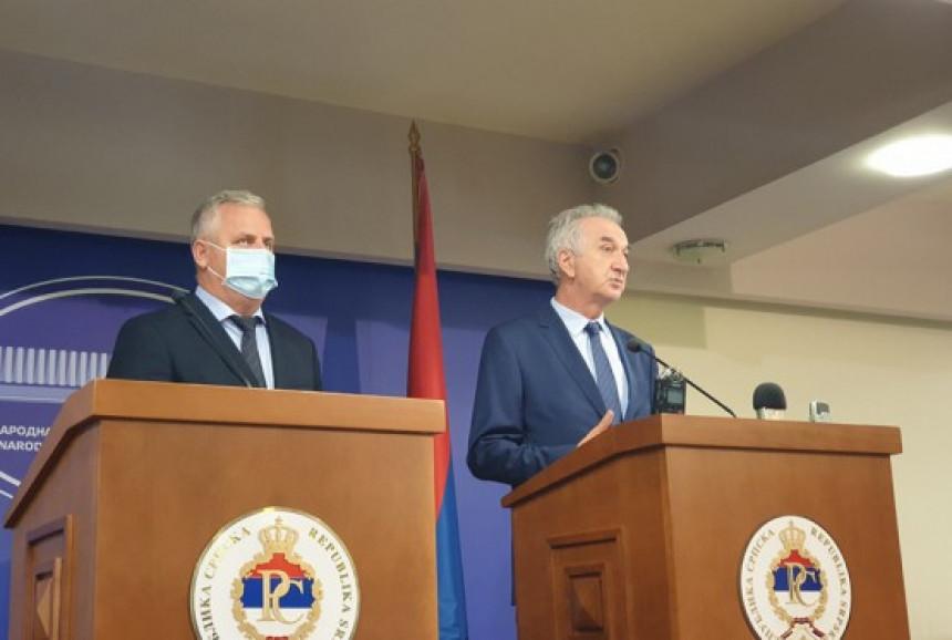 Šarović Dodiku: VI ste izborni kradljivac (VIDEO)