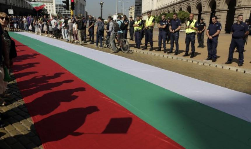 Protesti protiv korupcije i vlade u bugarskoj prestonici