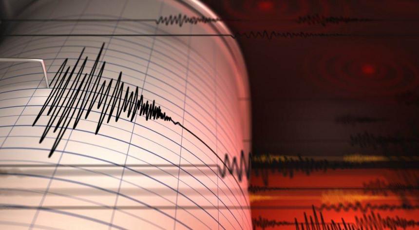 Albanija: Zabilježen zemljotres jačine  4,1 po Rihteru