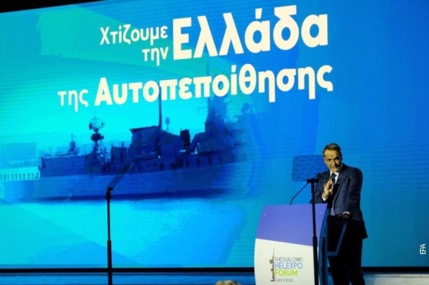 Grčka ima novu strategiju: Stiže oružje