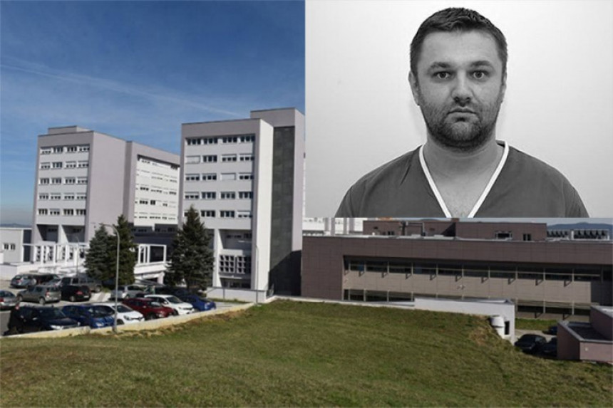 Preminuo doktor UKC Srpske Marko Pekija (37)