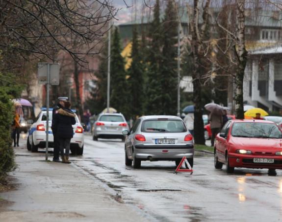Izlazak policije zbog manje štete platiće vozači