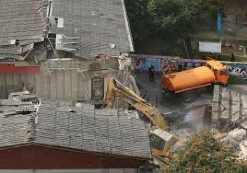 Stopirano rušenje kina Kozara u centru Banjaluke