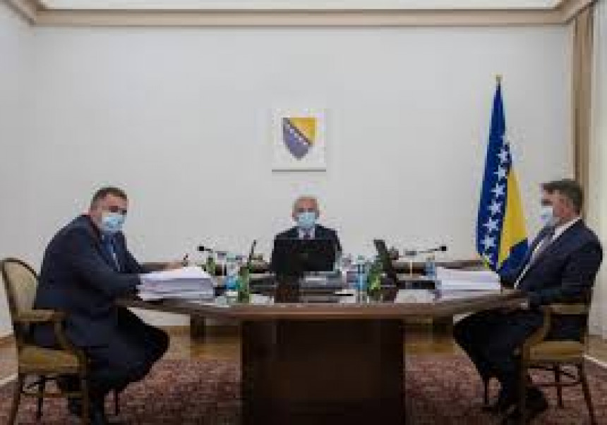 Predsjedništvo BiH se izjasnilo o priznanju Kosova