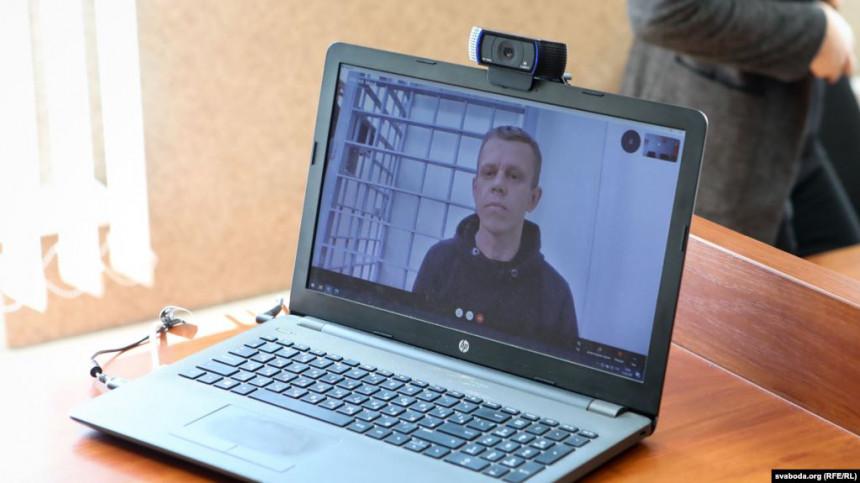 Фоторепортери у Минску осуђени на затворску казну