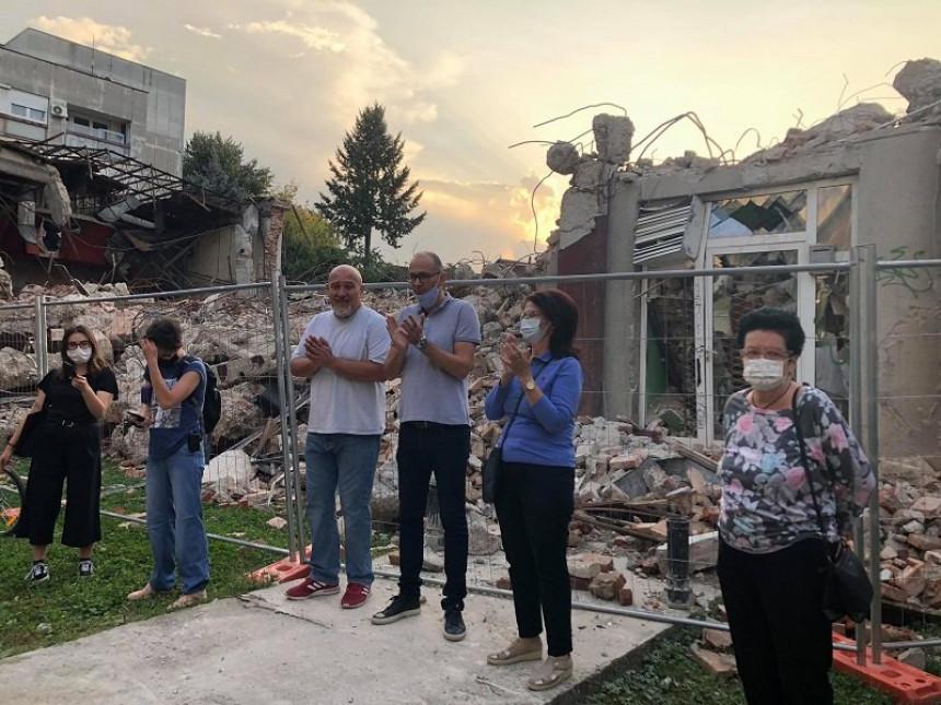 Slučaj rušenja kina Kozara u Banjaluci dobio epilog