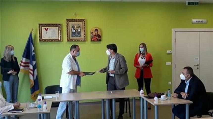 Sporazum o saradnji bolnice i Medicinskog fakulteta