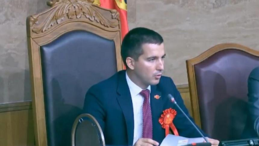 Ко је Алекса Бечић, нови предсједник Скупштине ЦГ?