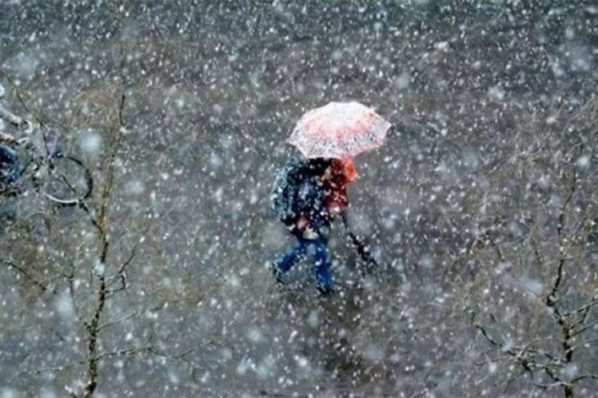 Pao snijeg u Austriji i Italiji, očekuje se i u BiH