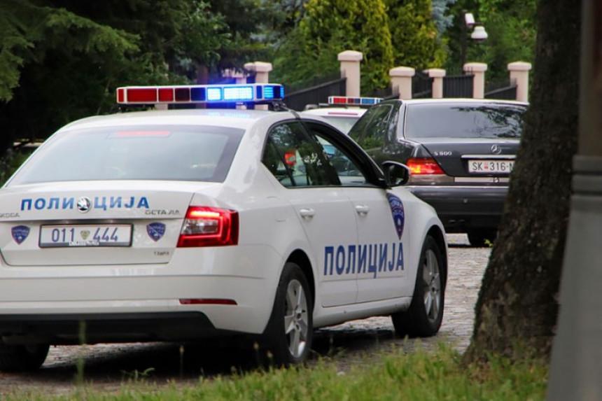 Pokosio policajca sa radarom dok je mjerio brzinu
