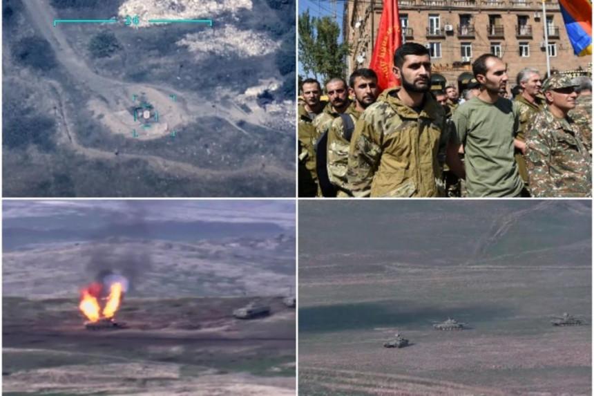 Decenije sukoba: Kako je Nagorno-Karabah postao bure baruta?