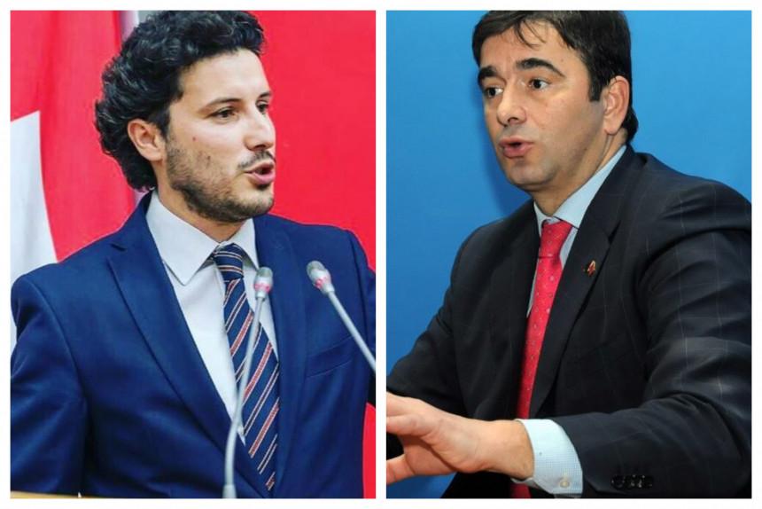 """Abazović i Medojević u trci za """"moćnu"""" fotelju"""