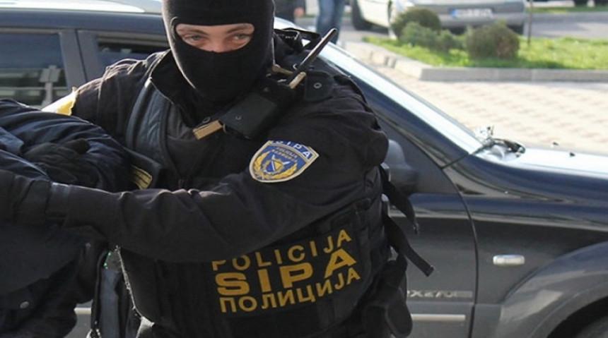 Hapšenje na graničnom prelazu zbog zloupotrebe