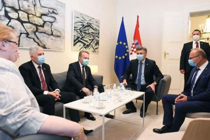Hrvatska spremna pomoći BiH na evropskom putu