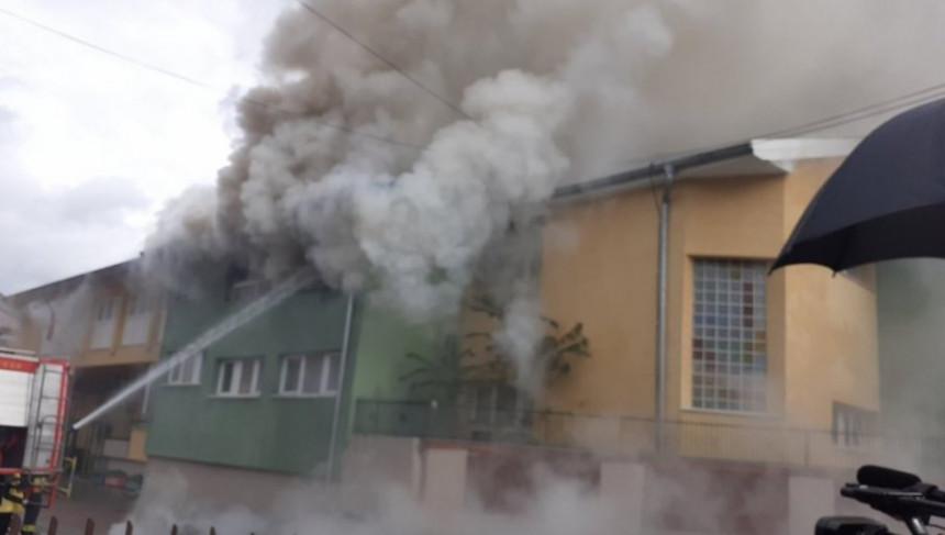 Пожар у вртићу у Србији, евакуисано 150 дјеце